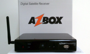 azbox bravissimo wifi