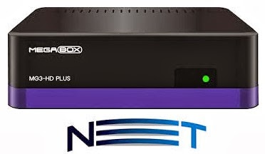 megabox mg3 plus cabo net