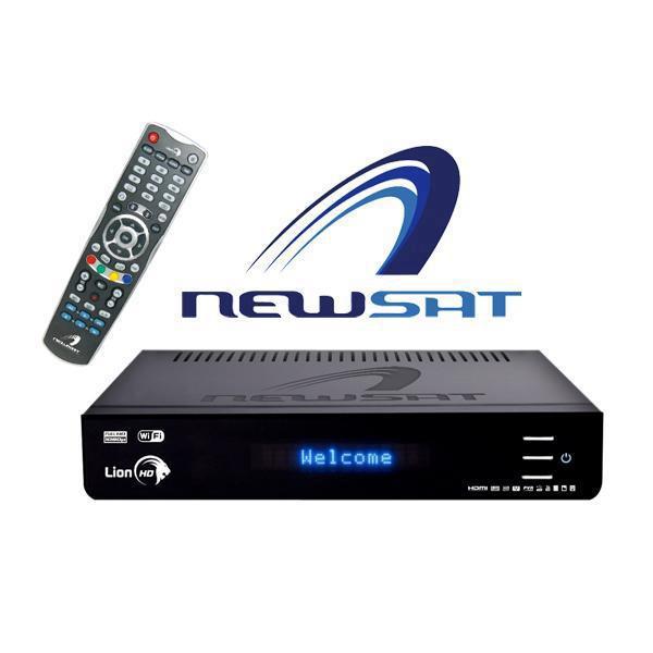NOVA ATUALIZAÇÃO NEWSAT LION HD  R588 - 18/01/2015