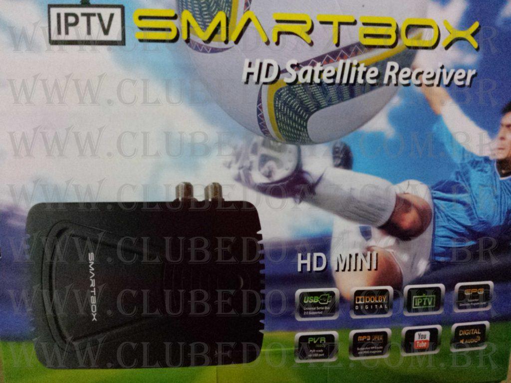 SmartBox HD Mini caixa