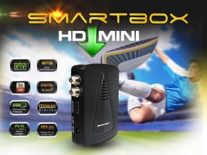 NOVA ATUALIZAÇÃO SMARTBOX HD MINI - 13/09/2014
