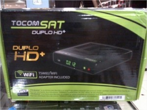 TOCOMSAT DUPLO HD+