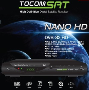 TOCOMSAT NANO HD