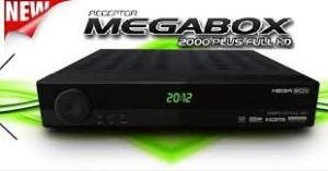 MEGABOX 2000 HD PLUS
