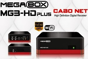 MEGABOX MG3 - HD PLUS (CABO)