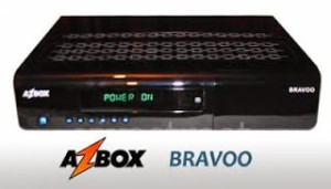 AZBOX BRAVOO HD ANTIGO