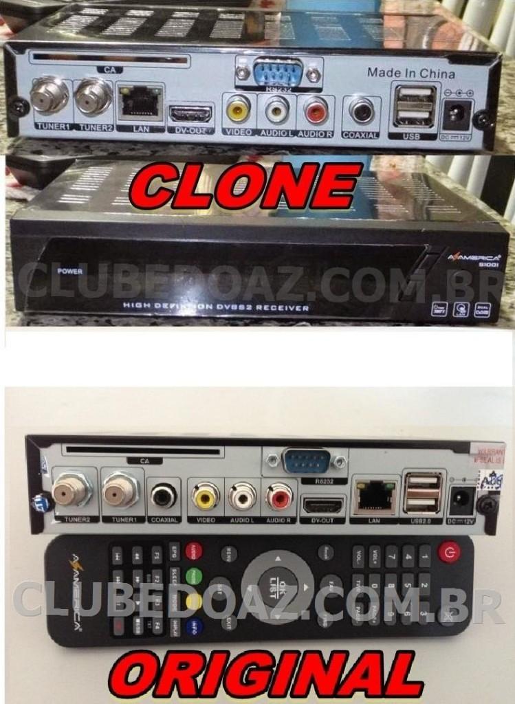 IMAGENS AZ AMÉRICA S1001 CLONE - 01/06/2014 - CLUBE DO AZ