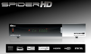 DUOSAT SPIDER HD