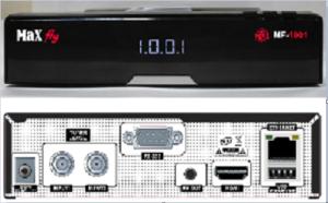 MAXFLY MF 1001 HD.