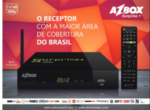 AZBOX SURPRISE + (PLUS)