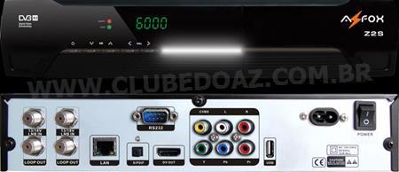 NOVA ATT AZFOX Z2S TWIN V1.40P – 29.12.2014