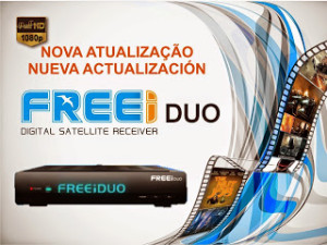 FREESKY FREEI DUO HD