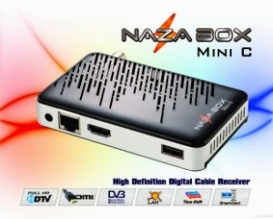 NAZA BOX Mini C