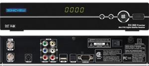 SONICVIEW  V360    VT18 PREMIER