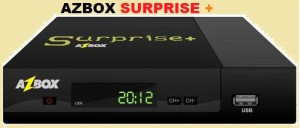AZBOX SURPRISE +