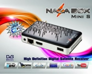 NAZA BOX Mini S