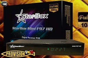 STARBOX F97 HD