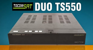 TOCOMSAT TS DUO SD (T550)