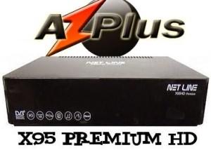AZPLUS NETLINE X95HD PREMIUM