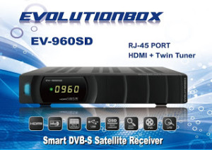 EVOLUTIONBOX EV-960SD