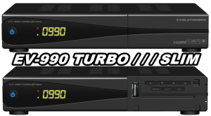 EVOLUTIONBOX EV-990 TURBO SLIM 3