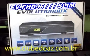 EVOLUTIONBOX EV-FHD95 3 SLIM