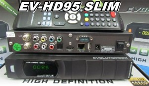 EVOLUTIONBOX EV-HD95 SLIM
