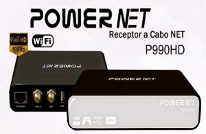 POWER NET P990 HD