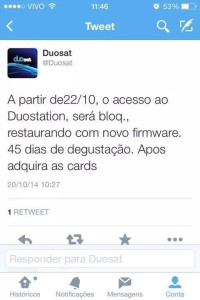 DUOSAT DUOSTATION
