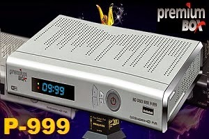 PREMIUMBOX P999 HD DUO WIFI