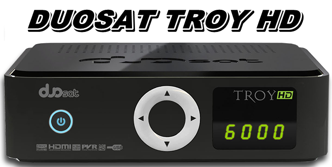 DUOSAT TROY HD