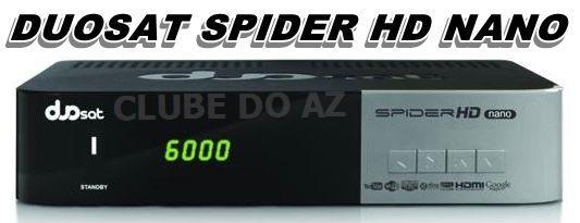 DUOSAT SPIDER HD NANO
