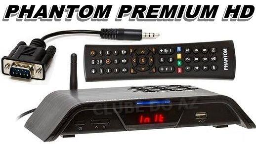 PHANTON PREMIUM HD