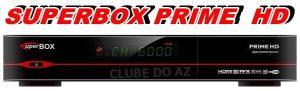 SUPERBOX PRIME HD
