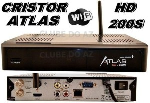 CRISTOR ATLAS HD 200S
