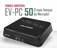 Colocar CS PC50 Atualização PC 50   Evolution BOX comprar cs
