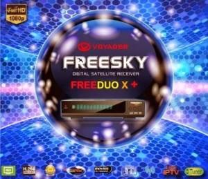 FREESKY FREEDUO X + PLUS