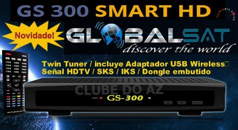 GLOBALSAT-GS300