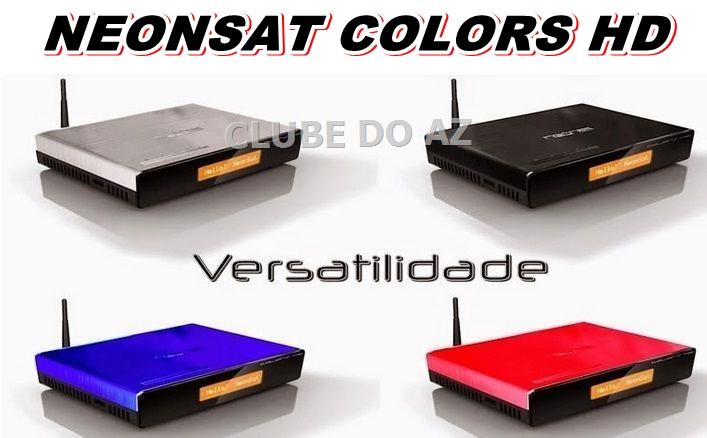 NEONSAT COLORS HD