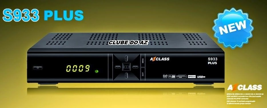 Azclass S933 Plus