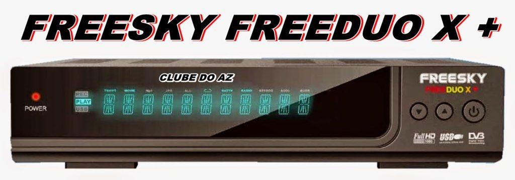 FREESKY FREEDUO X+