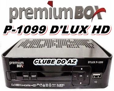 PREMIUMBOX P 1099 HD D'LUX