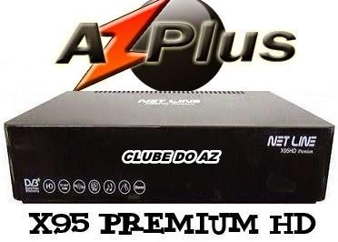 AZPLUS NETLINEX95HD PREMIUM