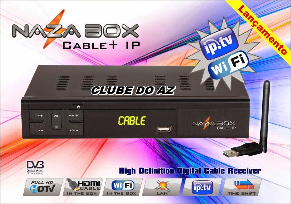NAZABOX CABLE + IP