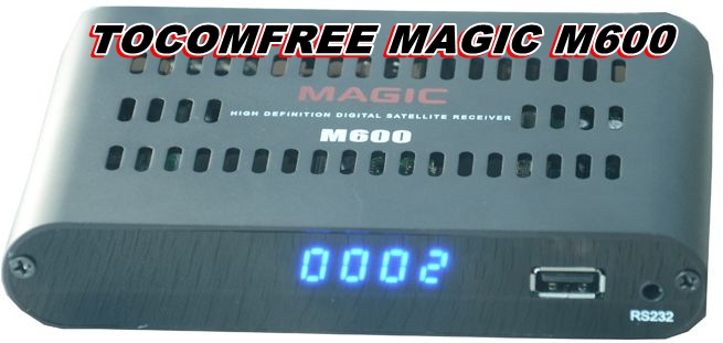TOCOMFREE MAGIC M600