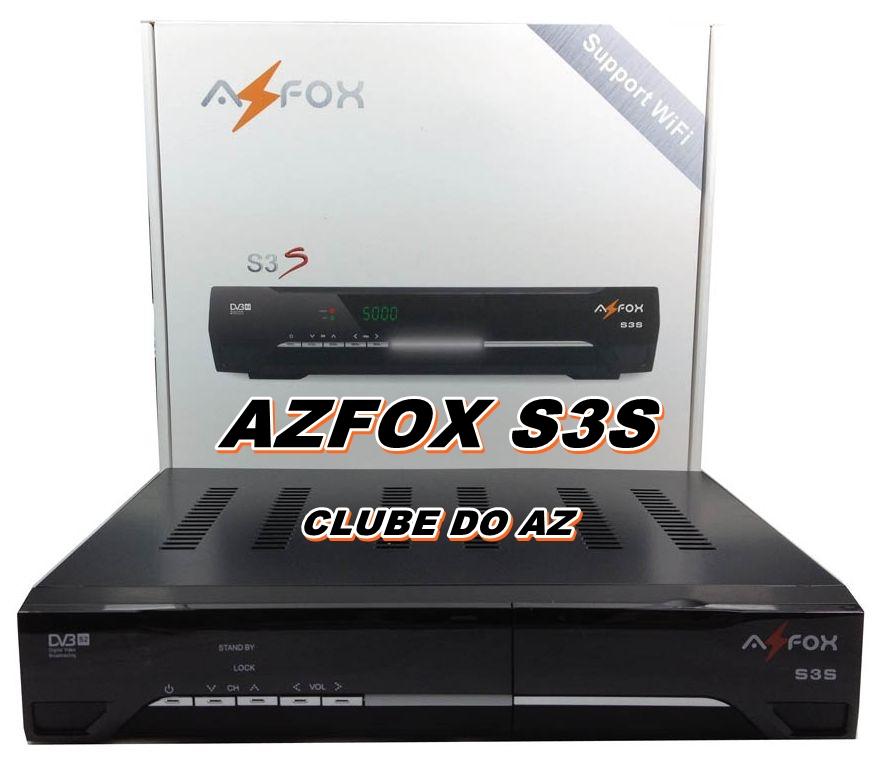 AZFOX S3S
