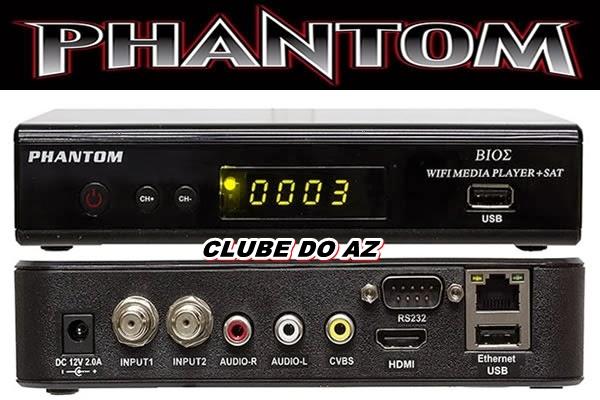 PHANTON BIOS HD