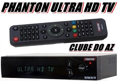 PHANTON ULTRA HD TV