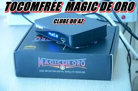 TOCOMFREE MAGIC DE ORO