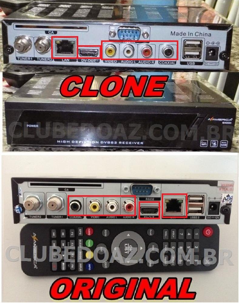 CLONE-S1001